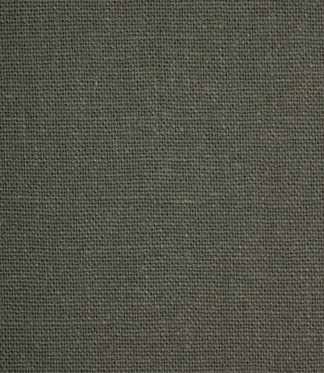 JF Recycled Linen Fabric / Olive Green