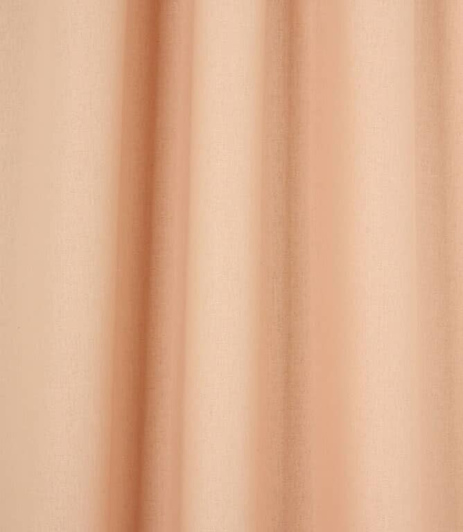 JF Recycled Linen Fabric / Blush