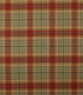 Wool/Tartan Fabric